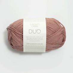 Sandnes Duo- 4032 altrosa