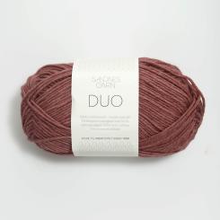 Duo- 4344 braun meliert