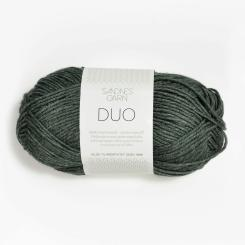 Sandnes Duo- 8072 waldgrün
