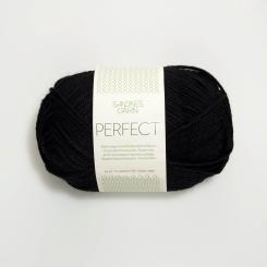 Sandnes Perfect- 1099 schwarz