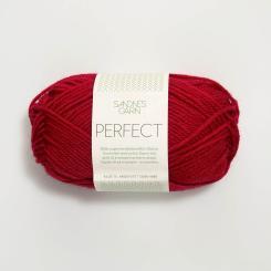 Sandnes Perfect- 4219 rot