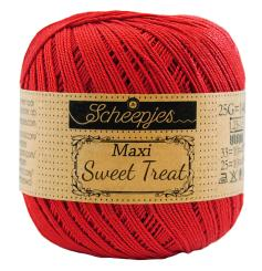 Scheepjes Maxi Sweet Treat (115) Hot Red