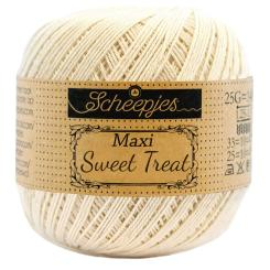 Scheepjes Maxi Sweet Treat (130) Old Lace
