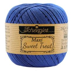 Scheepjes Maxi Sweet Treat (201) Electric Blue