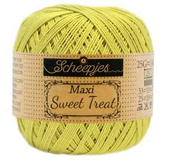 Scheepjes Maxi Sweet Treat (245) Green Yellow