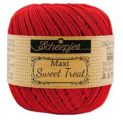 Scheepjes Maxi Sweet Treat (722) Red