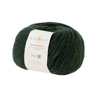 Rowan Brushed Fleece - Heath 256