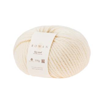Rowan Big Wool - White Hot 001