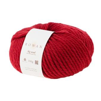 Rowan Big Wool - Lipstick 063