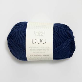 Sandnes Duo- 5575 marineblau