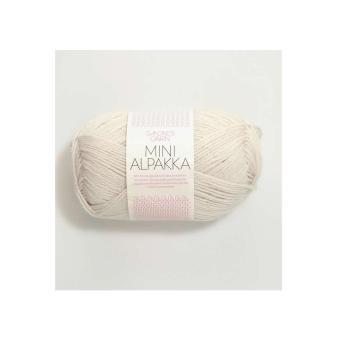 Sandnes Garn Mini Alpakka - kitt 1015