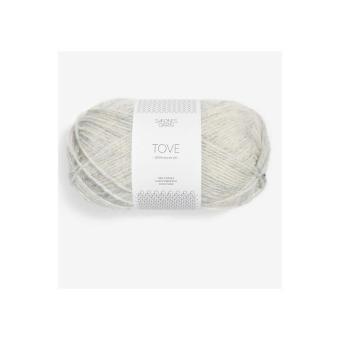 Sandnes Tove- 1021 - Light Heathered Grey