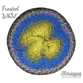 Scheepjes Frosted Whirl (321) Yummy Tummy