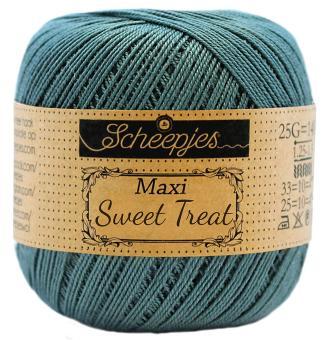Scheepjes Maxi Sweet Treat (391) Deep Ocean Green