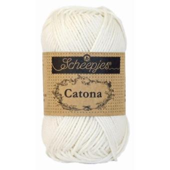 Scheppjes Catona 50g (105) - Bridal White