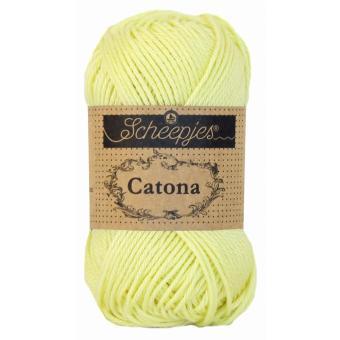 Scheppjes Catona 50g (100) - Lemon Chiffon